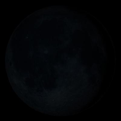 05 Lua Negra